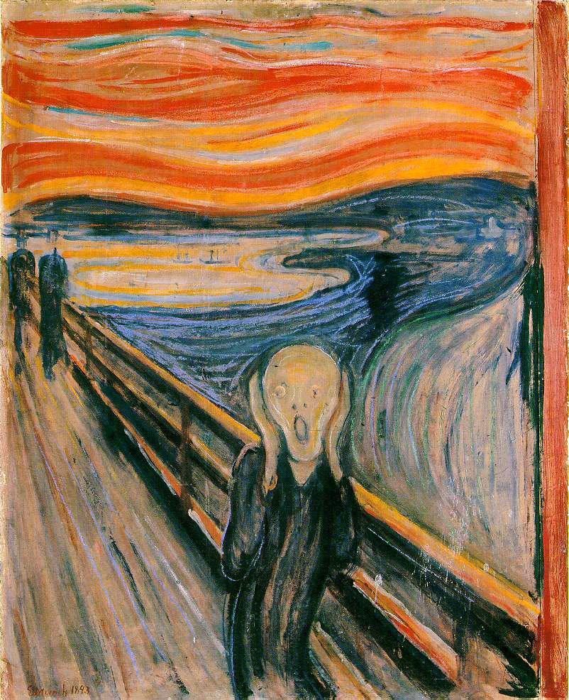 l'urlo Munch