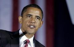 da questo momento obama è presidente