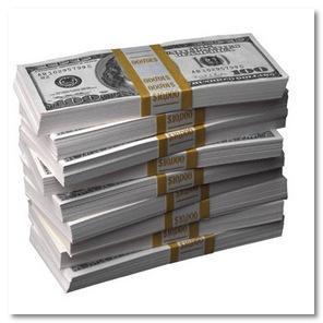 per fare soldi ci fuole pasienza .. ma se si becxca l'affare giusto....