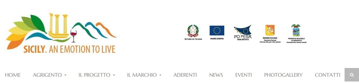 discovery agrigento marchio d'area della provincia di Agrigento
